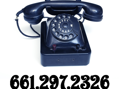 Main Phone Number for Contact Page